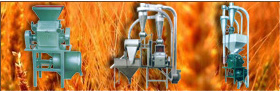 Single Flour Mill Machines